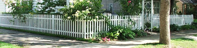 Residential Fence